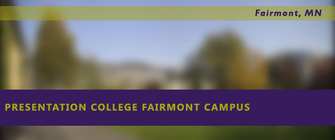 presentation college fairmont mn
