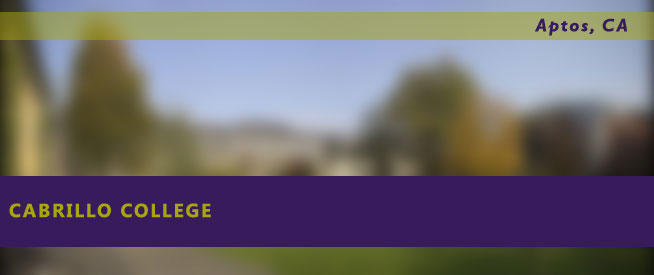 Cabrillo College Nursing Program