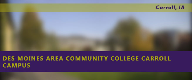 Des Moines Area Community College Carroll Campus Nursing Program