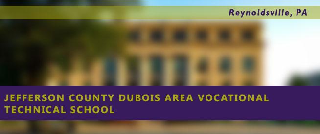 Jefferson County DuBois Area Vocational Technical School Nursing Program