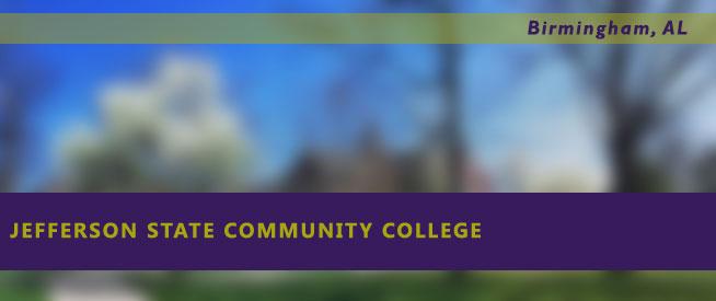 Jefferson State Community College Nursing Program