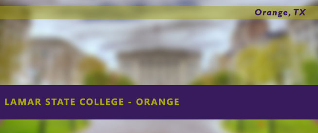 Lamar State College - Orange Nursing Program
