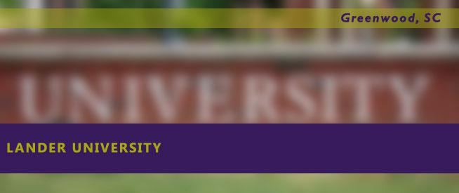 Lander University Nursing Program