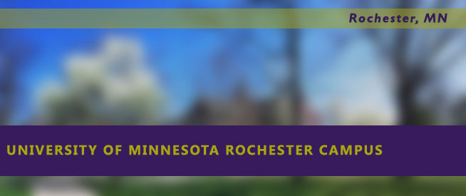 University of Minnesota Rochester Campus Nursing Program