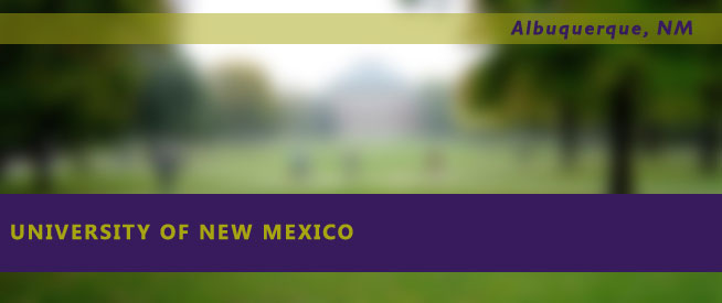University of New Mexico Nursing Program